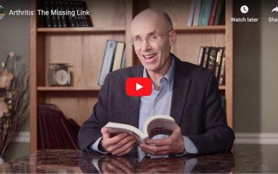 Arthritis: The Missing Link